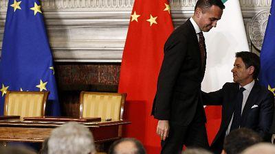 Governo: in corso incontro Conte-Di Maio