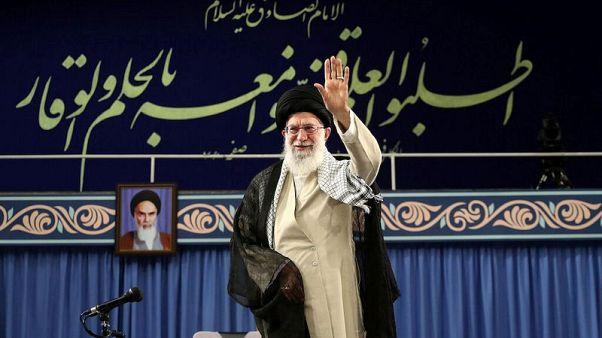 No negotiations with U.S., says Iran's Supreme Leader