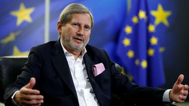 EU executive says membership talks should start with North Macedonia