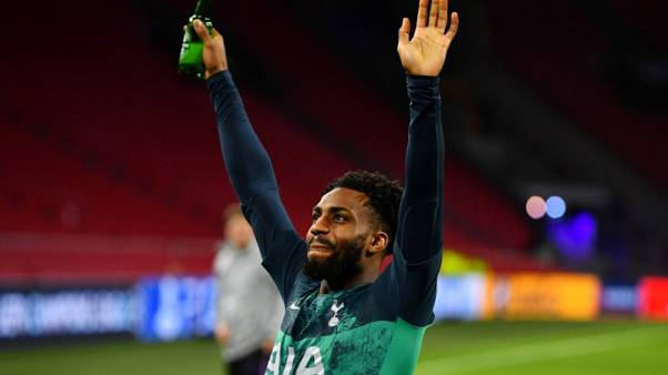 Tottenham's Rose never imagined reaching Champions League final
