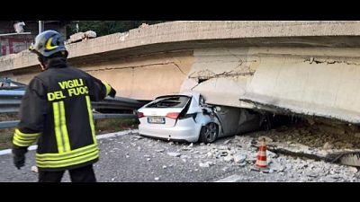 Slitta la posa del nuovo ponte di Annone