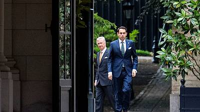 For the first time since 1930s, a Belgian king meets the far-right