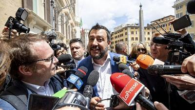 Salvini, se M5s fa barricate valuteremo