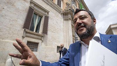 Migranti: Salvini a Conte,risponda a Onu