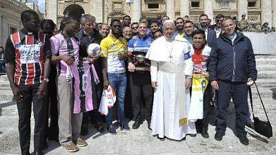 Clericus Cup,sabato finale,oggi dal Papa
