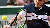 Roland-Garros: on n'arrête plus Mahut !