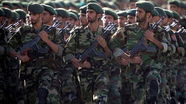 Iran's Revolutionary Guards say Trump's Middle East peace plan will fail