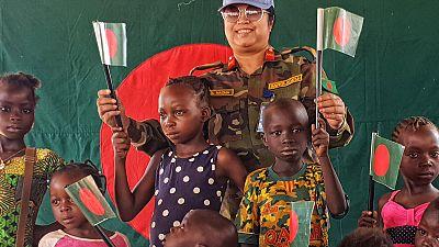 Colonel Nazma Begum du Bangladesh, une femme engagée pour la paix