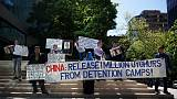 Rights group urges U.S. to sanction China over Xinjiang camps