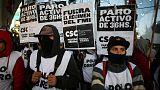 Argentina strike shuts down key grain ports, grounds flights