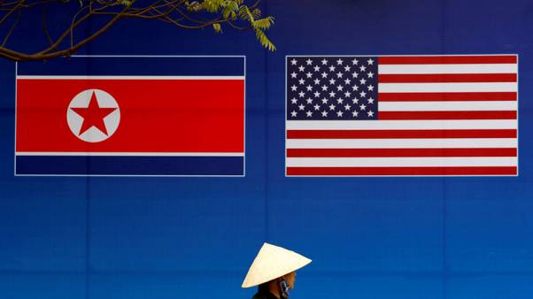 North Korea accuses U.S. of 'evil ambition,' says use of strength not a U.S. monopoly