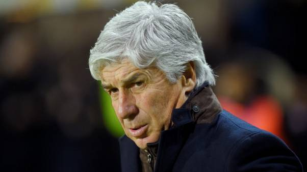 Gasperini to stay at Atlanta for Champions League debut