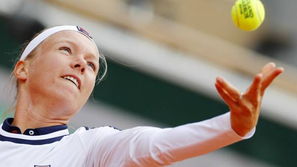 Bertens retires from French Open second-round match