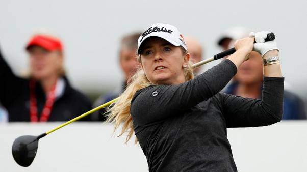Golf - Law hopes to show who is boss at U.S. Women's Open