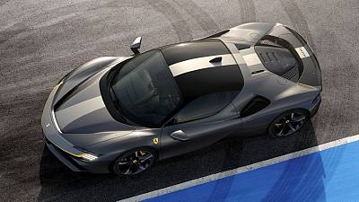 Ferrari accelerates its move into hybrid cars