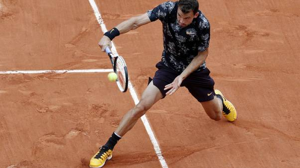 Highlights: French Open day four
