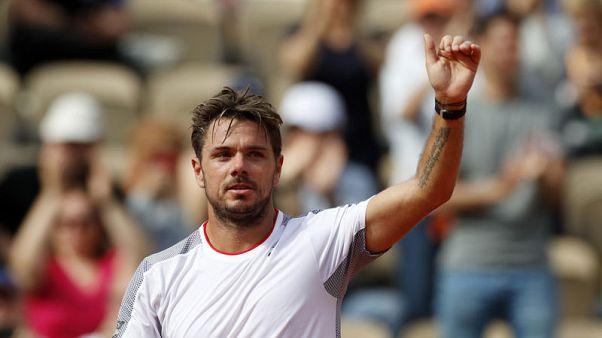 Love of tennis key to Wawrinka's comeback