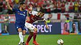 Finale Ligue Europa: Chelsea et Arsenal, 0-0 à la pause