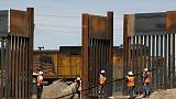 Private border wall construction halts after New Mexico town protests