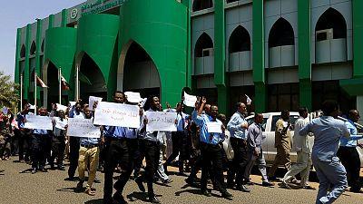 Khartoum banks shuttered on second day of opposition strikes