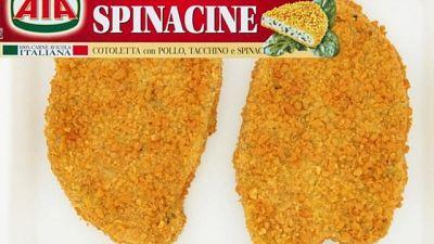 Rischio plastica, Aia ritira spinacine