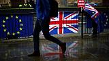 Brexit uncertainty hits business confidence in Europe, survey shows
