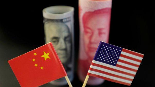 Taking aim at U.S., China says provoking trade disputes is 'naked economic terrorism'