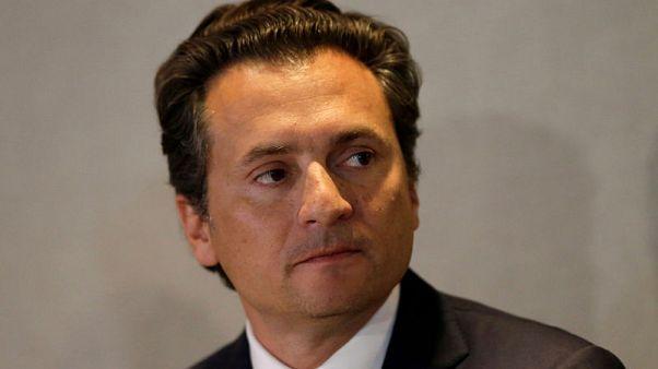 Former Pemex chief Lozoya arrested in Spain - police
