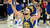 NBA: le débutant Toronto veut stopper l'âge d'or de Golden State