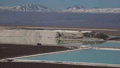 Chile, once the world's lithium leader, loses ground to rivals