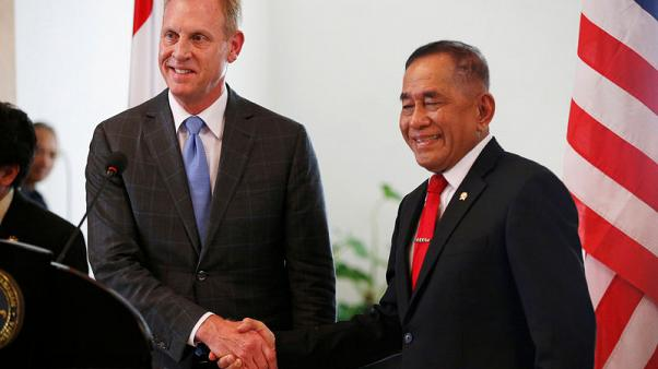 U.S. looks to improve ties with Indonesian special forces, stage exercises