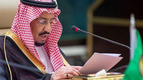 Saudi Arabia says firm stand needed to deter Iran, Iraq demurs