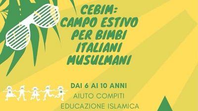 Islam, campo estivo per bimbi in moschea