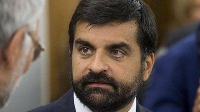 Procure: Luca Palamara perquisito da Gdf