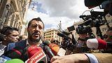 Salvini vede Tria, faro su opere e tasse