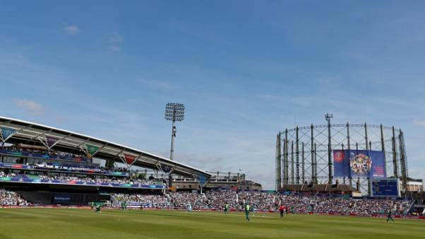 England bat first as World Cup gets underway