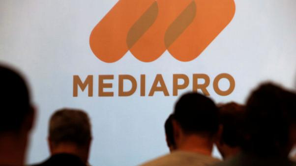 Spain's Mediapro stock listing a goal for medium, not short term - spokeswoman