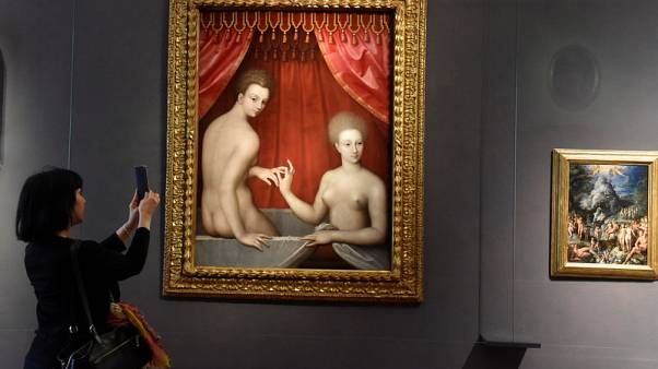 Italy's Uffizi opens 14 new rooms for Venice and Florence painters