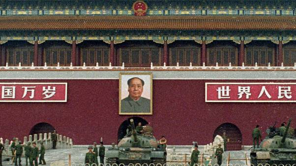 China military says shouldn't say Tiananmen protests were 'suppressed'