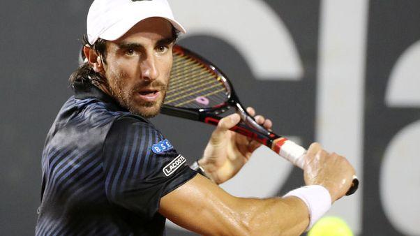 Cuevas through to third round after Edmund retires French Open