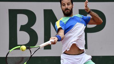 Roland Garros: Caruso al terzo turno