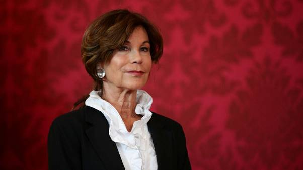 Top Austrian judge to become country's first female chancellor