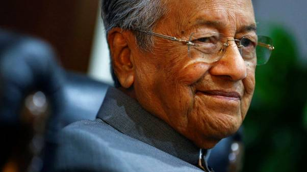 Malaysia's Mahathir proposes common East Asia currency pegged to gold