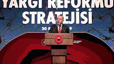 أردوغان: ملتزمون بالسعي لعضوية الاتحاد الأوروبي رغم عدم وفائه بوعوده