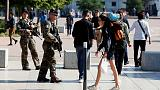 Lyon bomb blast suspect pledged allegiance to Islamic State - French judicial source