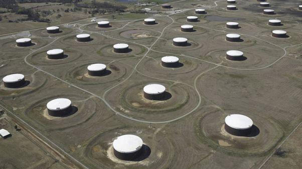إدارة معلومات الطاقة: انخفاض أقل من المتوقع لمخزونات النفط الأمريكية الأسبوع الماضي