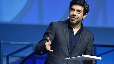 Roma: Favino, vorrei De Rossi allenatore