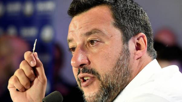 Italy's League junior minister resigns after conviction, Salvini accepts