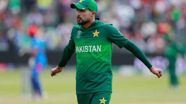Amir is fit for Pakistan's opener, says Sarfaraz