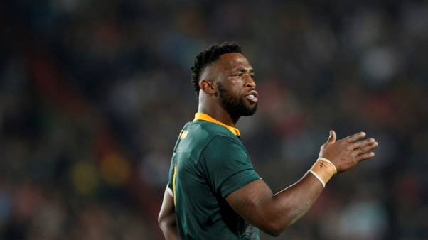 Kolisi out for rest of Super Rugby season